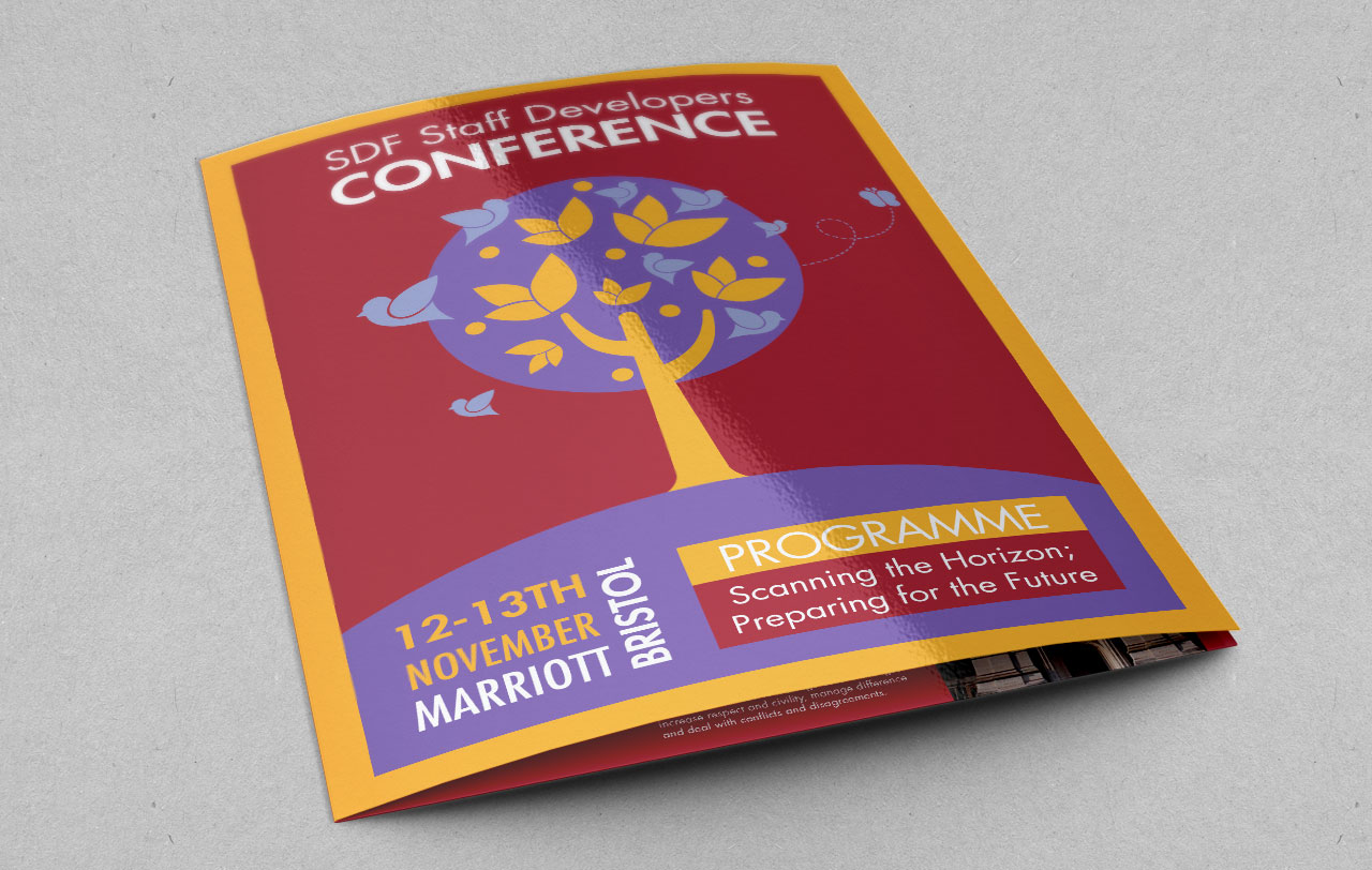 SDF Conference Brochure
