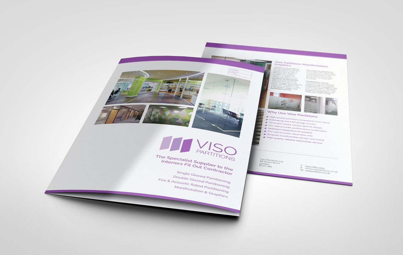 Viso brochure front cover