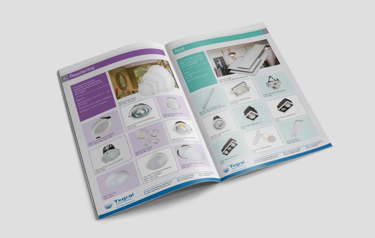 Tegral LED Solutions brochure